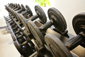 Extensive modern weight training