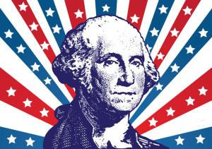 FreeVector-President-Washington