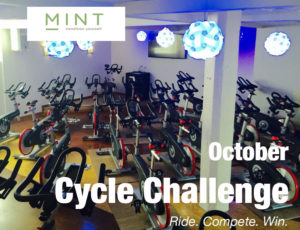 October Cycle Challenge