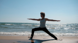 Warrior Two, Virabhadrasana II