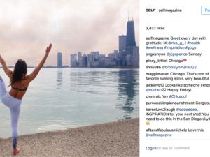 SELF Magazine Instagram
