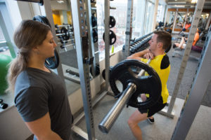 Save $500 on Personal Training- November Only