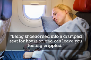 Three Simple Tips for Flying with Back Pain