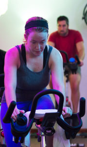 The return of indoor classes also means the long-awaited return of MINT Cycle classes!