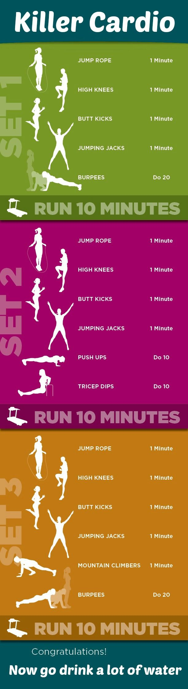 cardio-workout