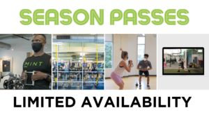 NEW! Season Passes at BIG savings! – Limited Passes Available