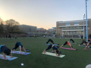 Breakdown: MINT Yoga Classes