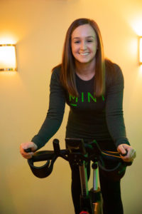 Get to know MINT Cycle instructor Erin Reagan!
